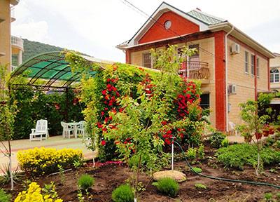 Отдых в Сукко гостевой дом «У Татьяны»