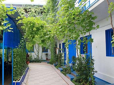 Дом отдыха «Виктория» в Сукко