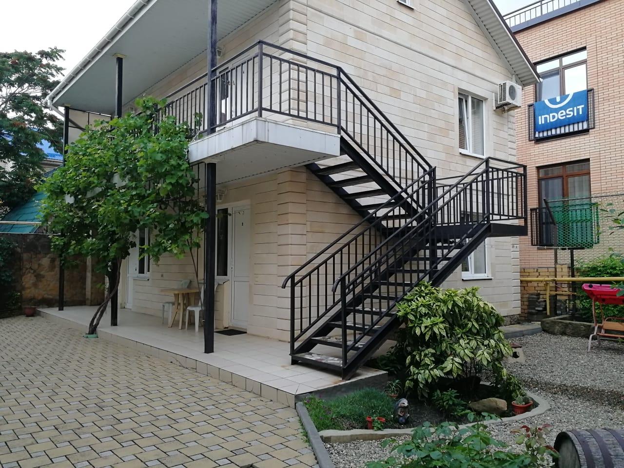 Гостевой дом Курортный на Крымской в Анапе