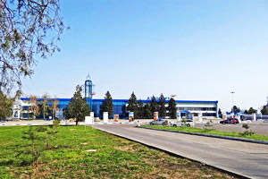 Анапа аэропорт Витязево